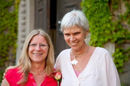 Sabrina Herber und Maria