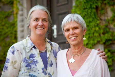 Ann Harmann und Maria