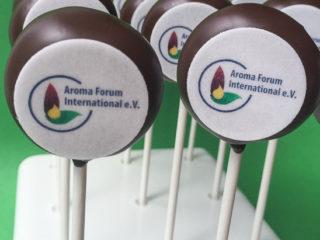 Aromakongress Cake-Pops